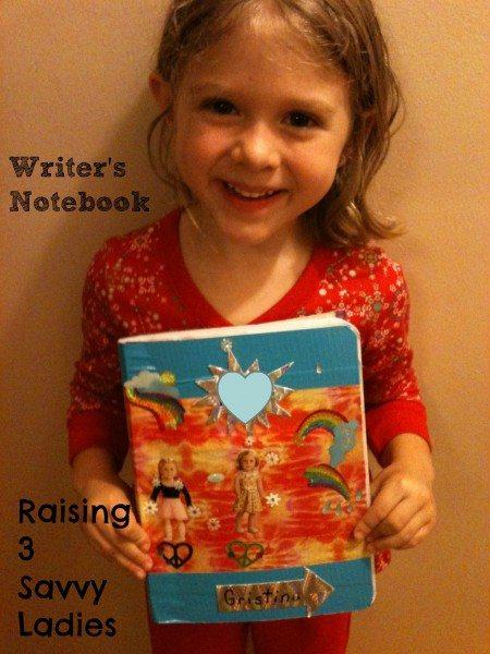 Writer's Notebook Designs