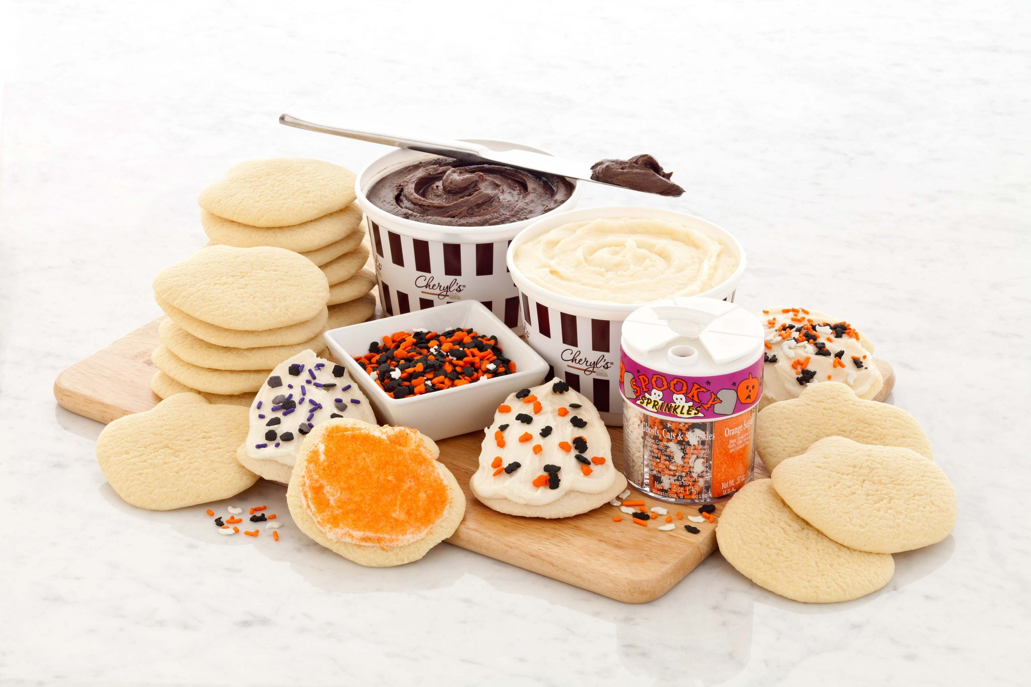 Win A Halloween Cookie Decorating Kit From Cheryl S Cookies