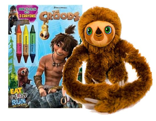 TheCroods Prize PackGiveaway