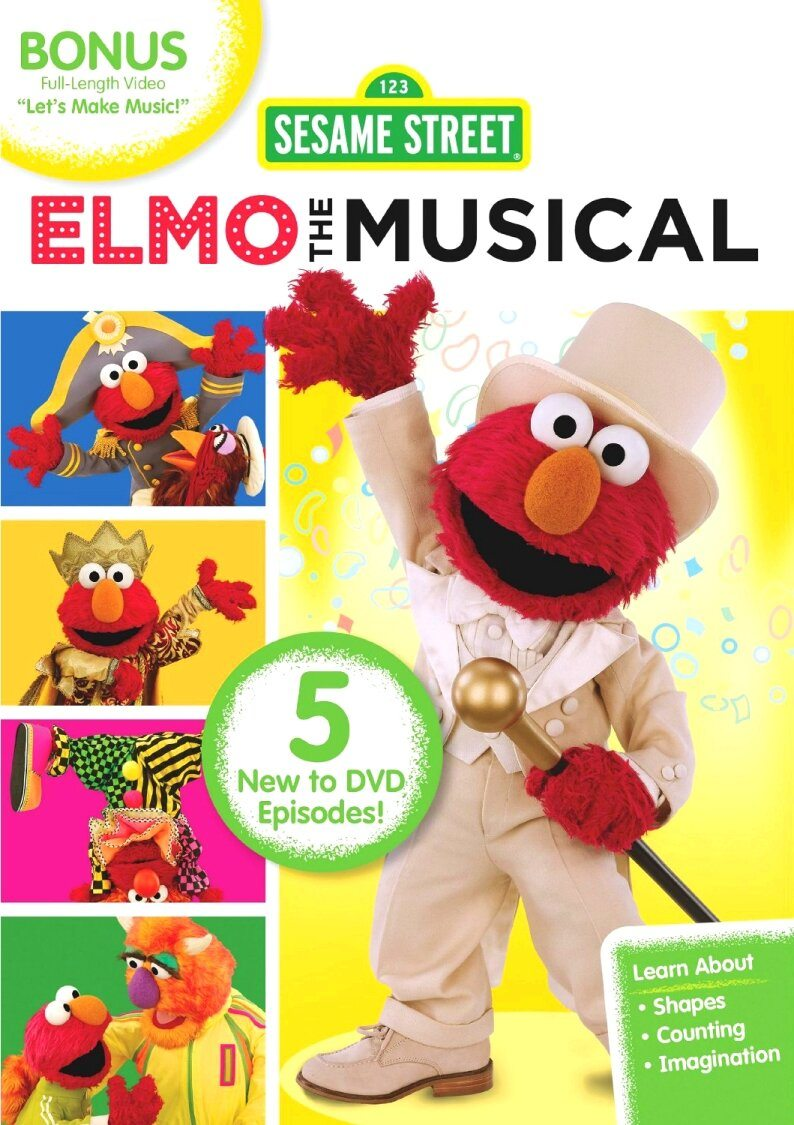 Not see adult sesame street musical with