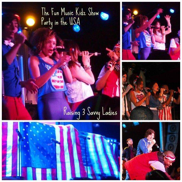 The Fun Music Kidz Show - Canal Room