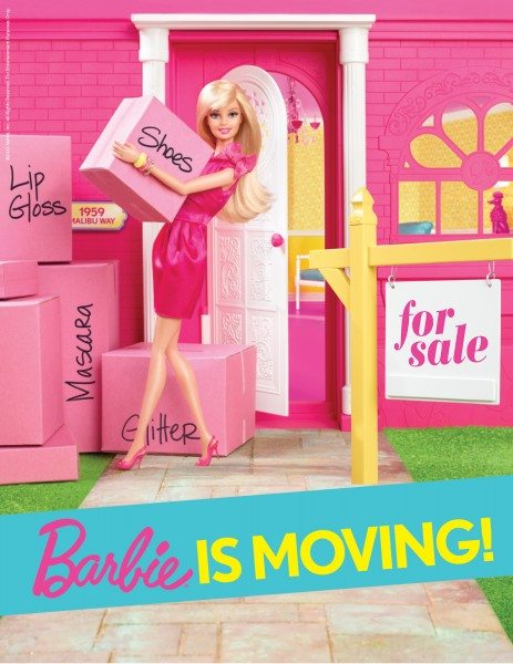 Barbie Is Moving Campaign_KeyArt 061013