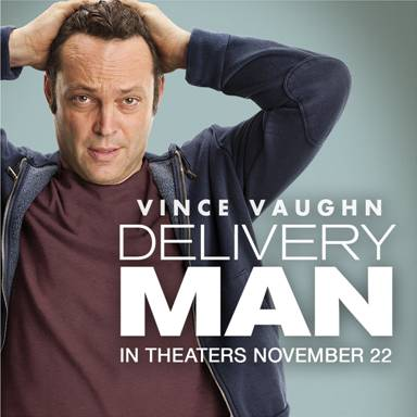 Delivery Man Opens November 22