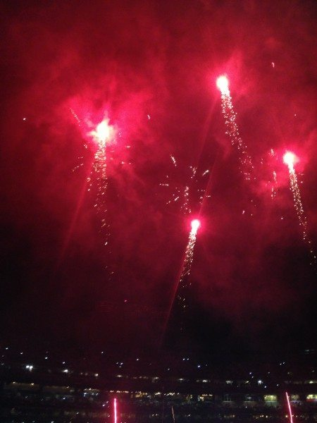 Citi Field Fireworks