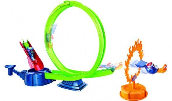 Turbo-MattelGameLookInside