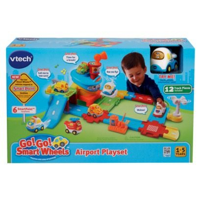 VTech Go Go Smart Wheels Airport Playset