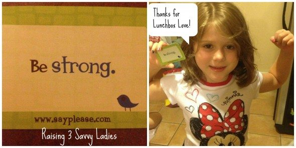 Lunchbox love #LBLmoms