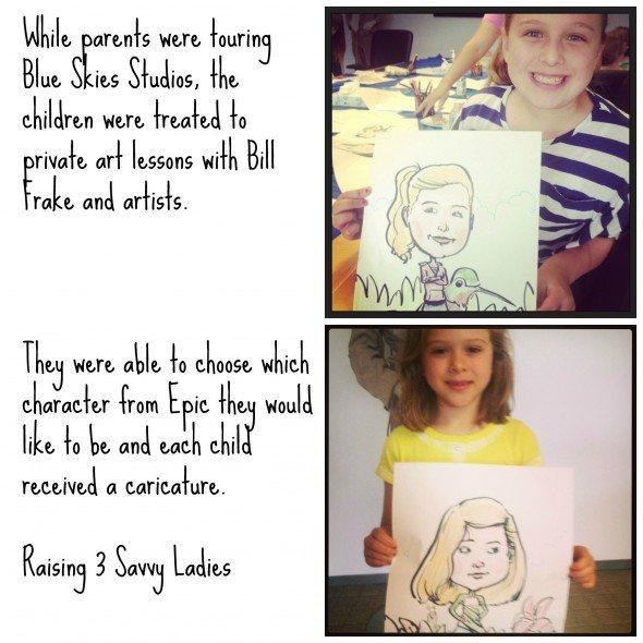 epic caricatures  1 Collage
