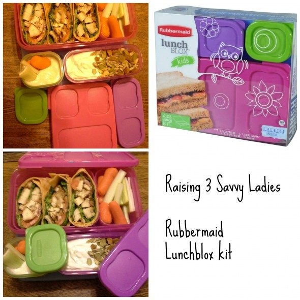 rubbermaid lunchblok kit giveaway