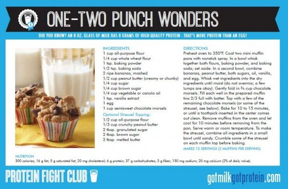 One-Two Punch Wonders