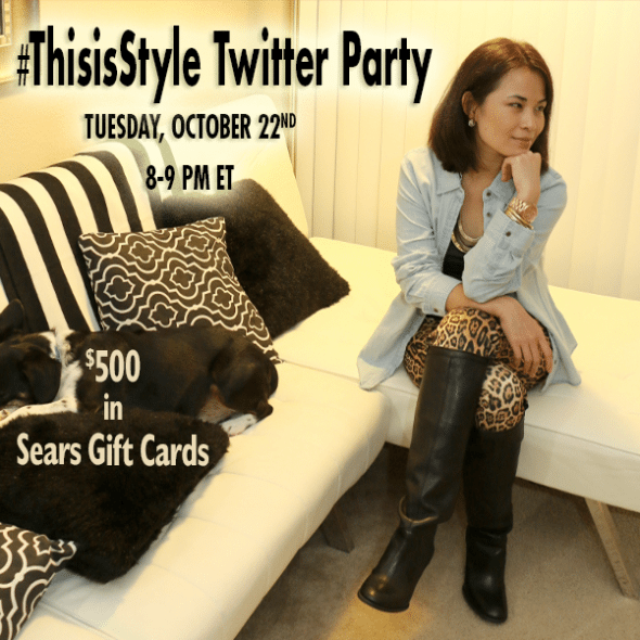 #ThisIsStyle-Twitter-Party-10-22