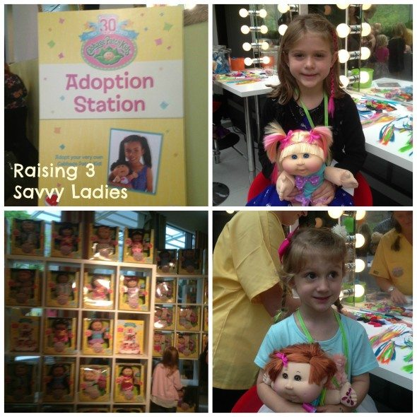 Cabbage Patch Kids 30th Birthday - Raising 3 Savvy Ladies