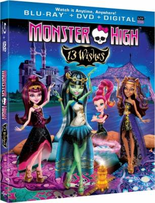 monsterhigh dvd