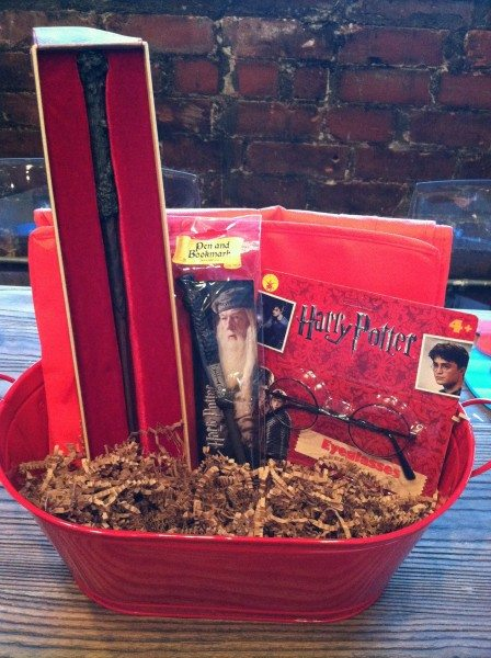 Harry Potter Prize Pack