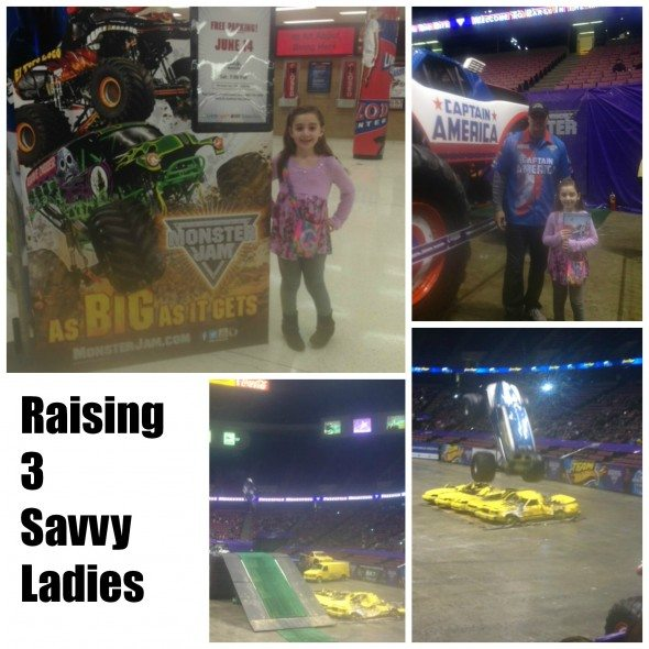 Monster Jam NJ
