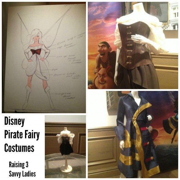 Disney Fairy Collage