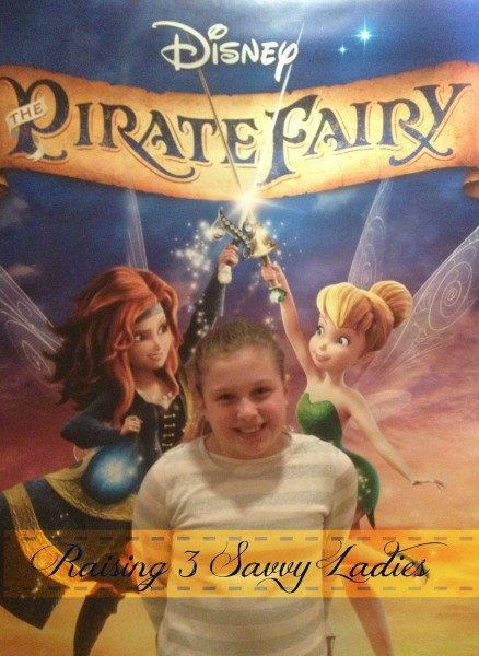 Raising 3 Savvy Ladies Disney Pirate Fairy