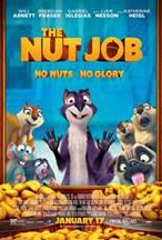 The Nut Job DVD