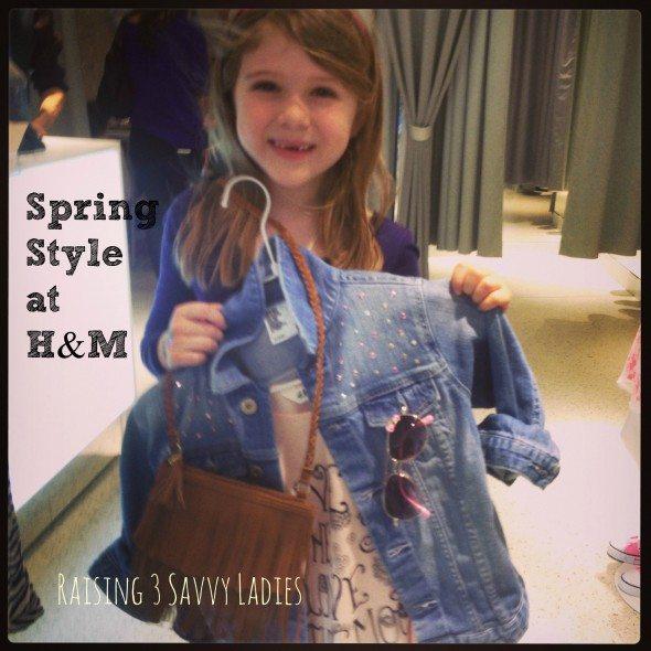 H&M Raising 3 Savvy Ladies