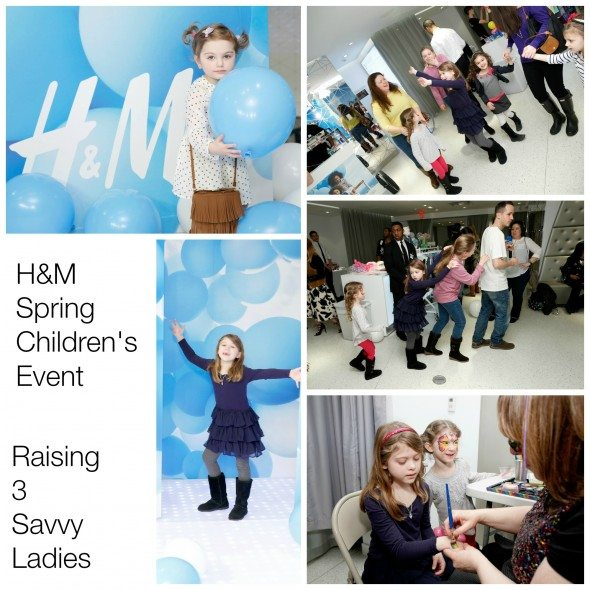 HM Spring Event Raising Three Savvy Ladies