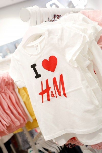 H&M Spring Kids Event