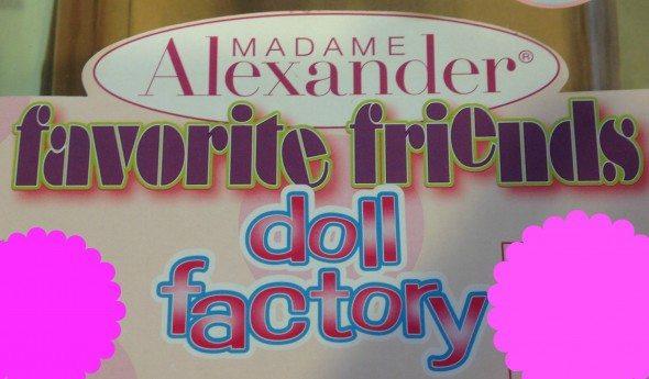 Madame Alexander Favorite Friends Doll