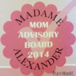 madame Alexaner Mom Advisory Board