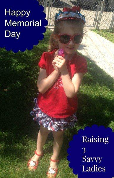 Memorial Day Raising 3