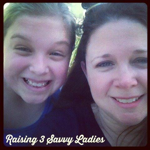 Raising 3 Savvy Ladies