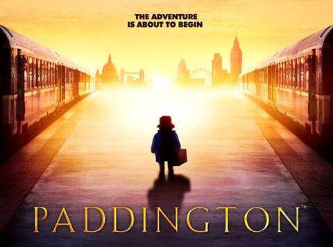 paddington movie #paddingtonmovie in theaters Christmas Day