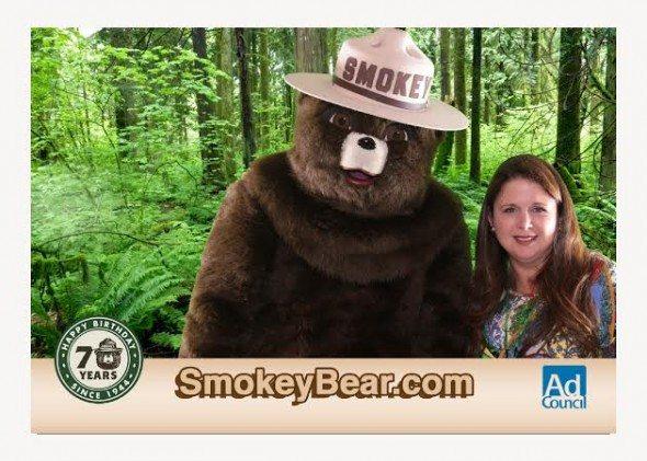 Kerri Smokey Bear