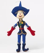Legends of Oz Scarecrow