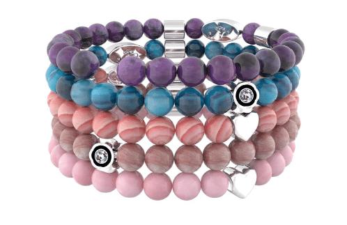 Mii bracelets - Joseph Nogucci