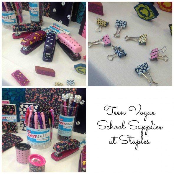 Teen Vogue Staples Collage
