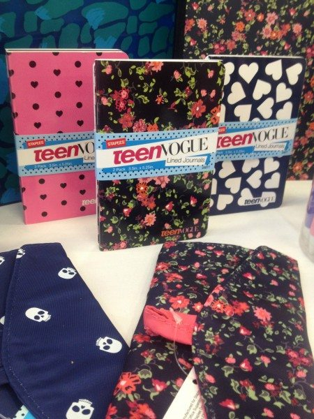 Teen Vogue Staples School Supplies