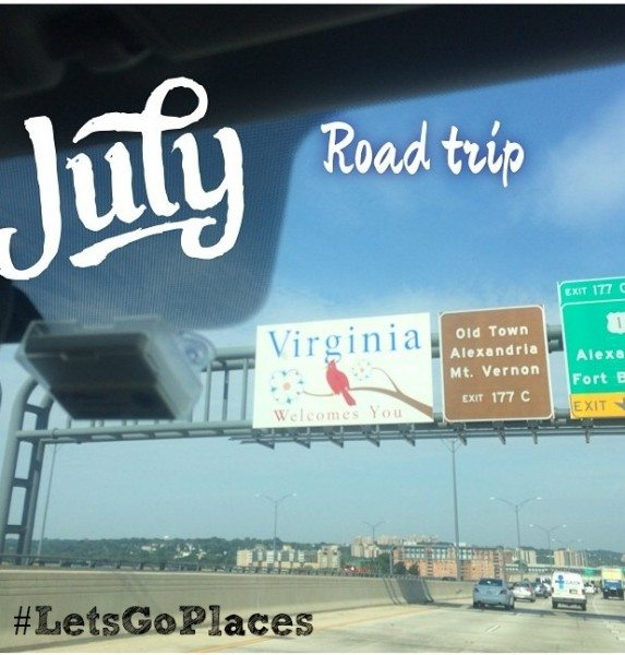 #LetsGoPlaces Virginia