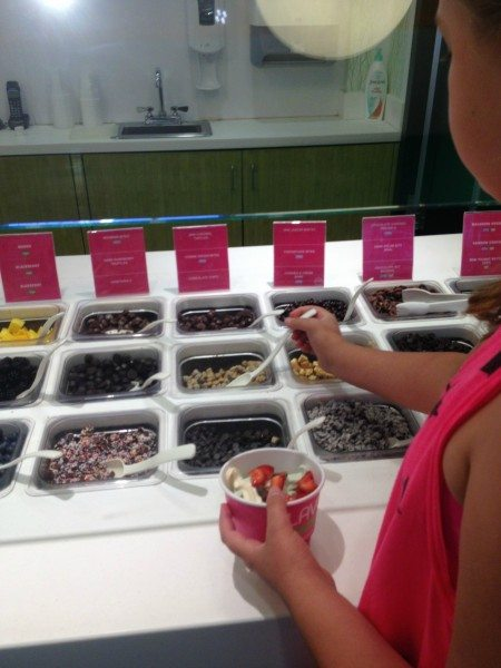 16 Handes Toppings