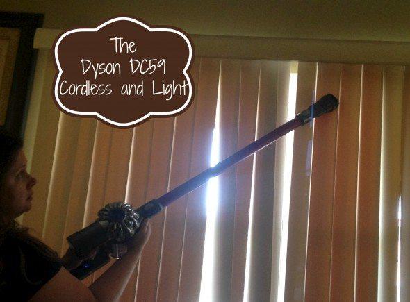 Dyson DC59 Cordless R3SL