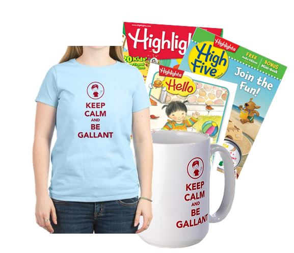 KeepCalmGallant (1)