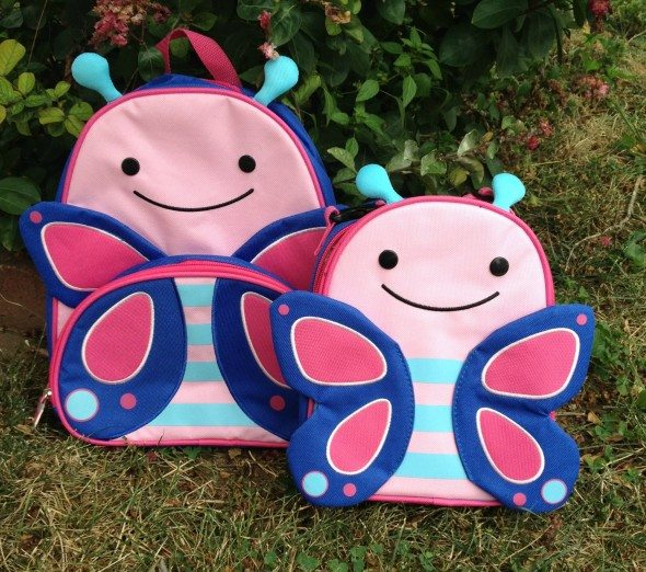Skip Hop Backpack and Lunchbox