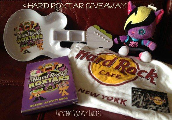 Hard Roxtar Giveaway