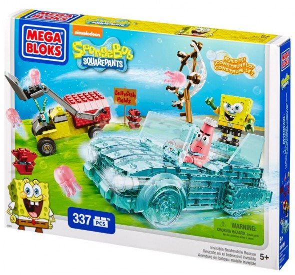 Spongebob Side Packaging