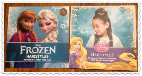 Frozen Hairstyles Princess Hairstyles