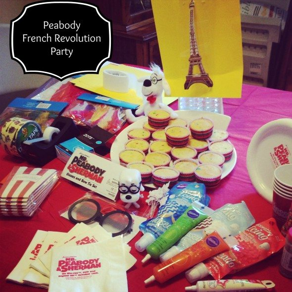 a Peabody French Revolution Party