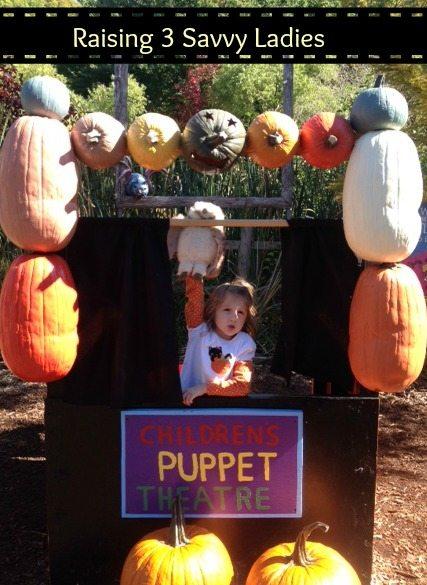 puppet pumpkin