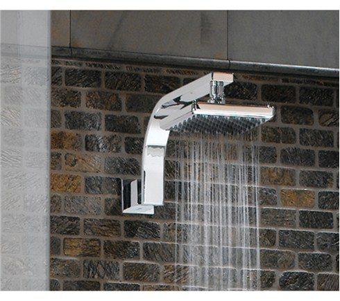 sqaure shower head