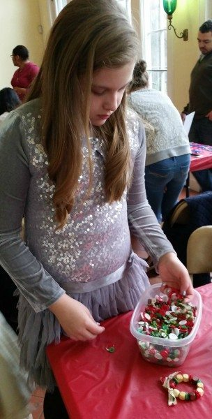 Bartow Pell Ornament Making