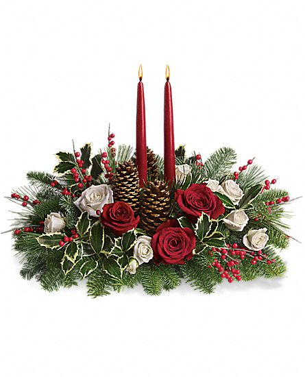 Teleflora christmas wishes giveaway