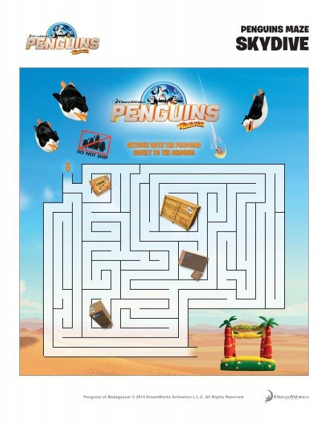 Penguins_Mazes 2