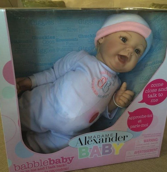Talking Baby Doll Review